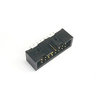 HIF3FC-16PA-2.54DSA(71)  MILコネクター 16P  ボックスストレート