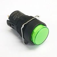 M16-TG-24D  LED表示灯  丸  DC24V  緑