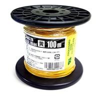 UL1007  AWG28  L=100m  リール巻