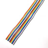 FLEX-S4 (20)-7/0.127 3030 2651  スダレ形オキフレックス  カラー  20芯