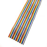 FLEX-S4 (40)-7/0.127 3030 2651  スダレ形オキフレックス  カラー  40芯