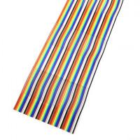 FLEX-S4 (50)-7/0.127 3030 2651  スダレ形オキフレックス  カラー  50芯
