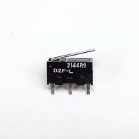 D2F-L 超々小型 ヒンジ・レバー形