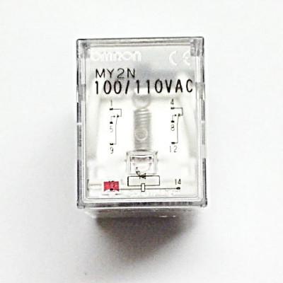 MY2N  DC24V  動作表示LED付  ミニパワーリレー