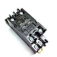 PTF08A  DINレール用ソケット