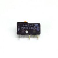 SS-5-F 超小型 ピン押しボタン形