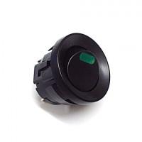 DS-060K-S-LG  LED照光式ロッカスイッチ  ON-OFF  2P