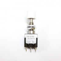 MB-2065  押ボタンスイッチ  ON-ON  オルタネイト  3P