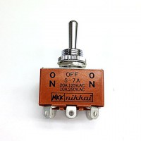 S-7A   トグルスイッチ  ON-OFF-ON 6P